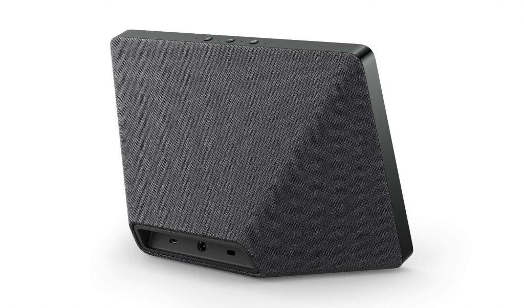 Amazon Echo Spot Rückseite (Bild: Amazon)