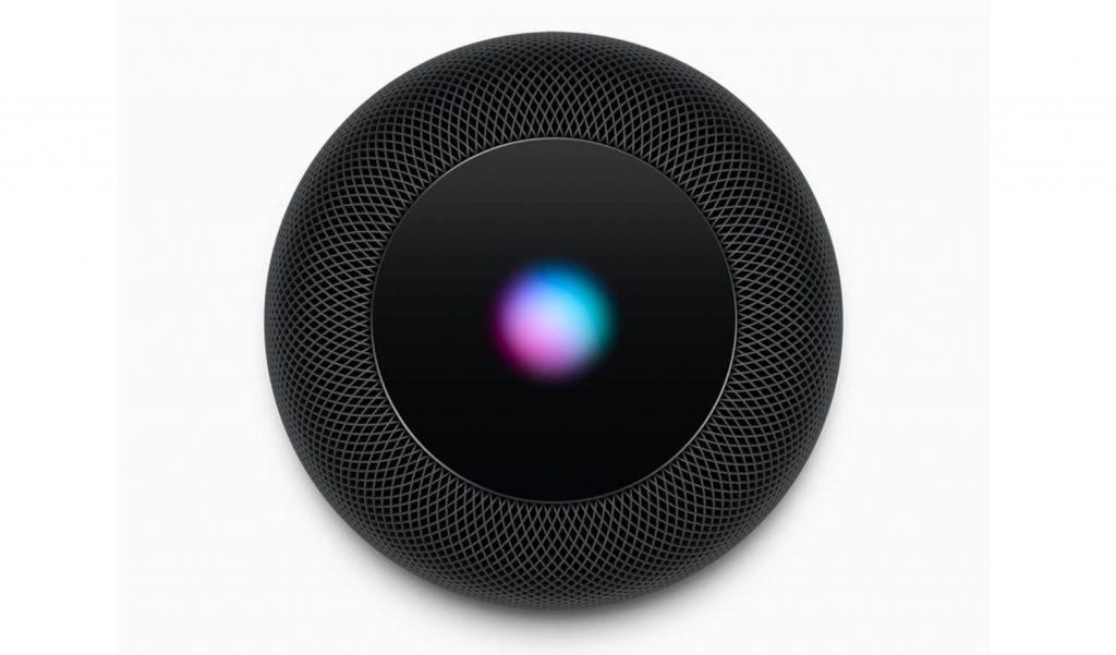 Apple Home Pod Oberseite (Bild: Apple)