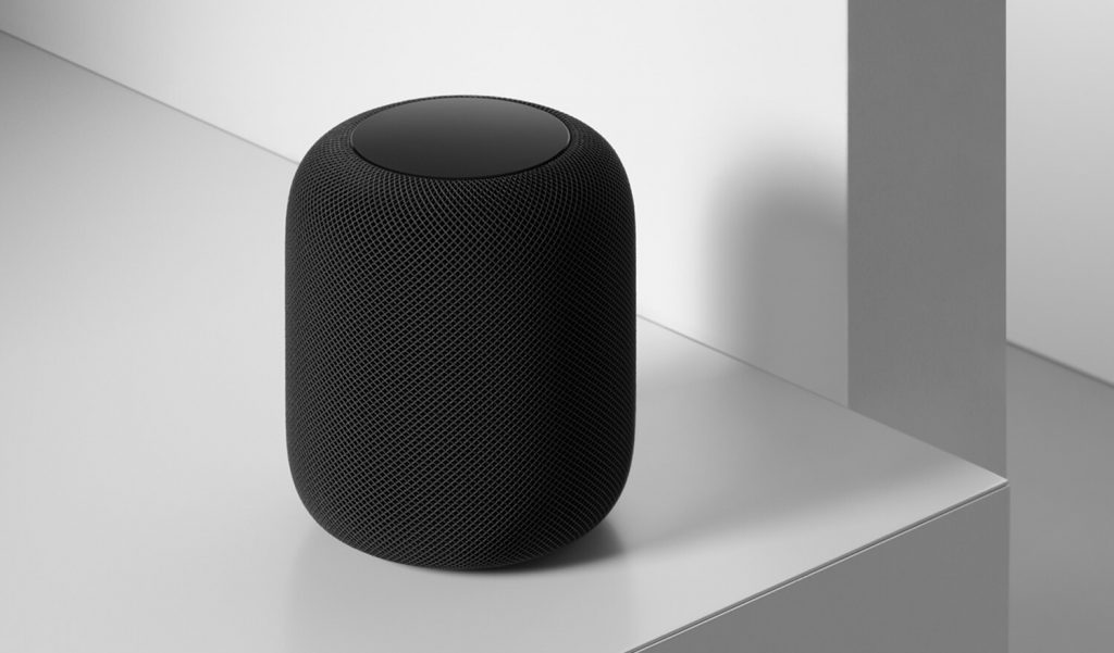 Apple Home Pod (Bild: Apple)