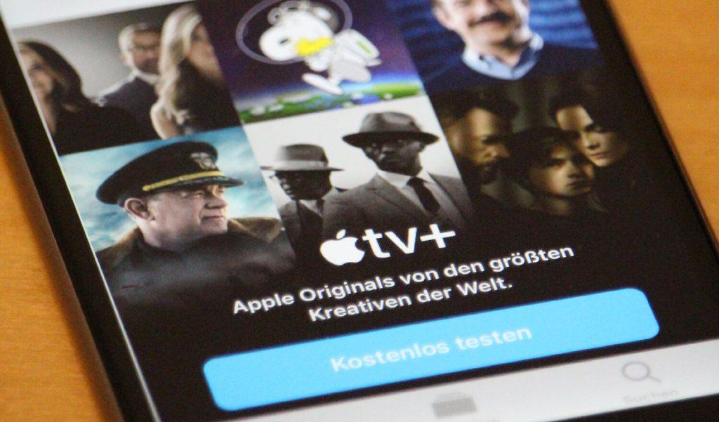 Apple TV+ auf dem iPhone (Bild: artofsmart.de)