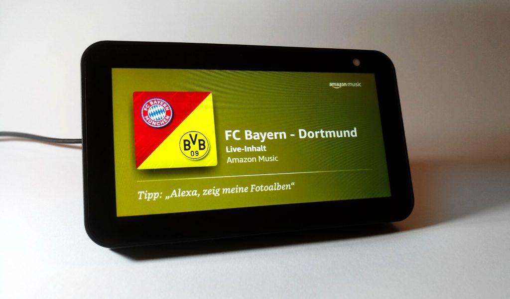Bundesliga live auf Amazon Echo hören (Bild: artofsmart.de)