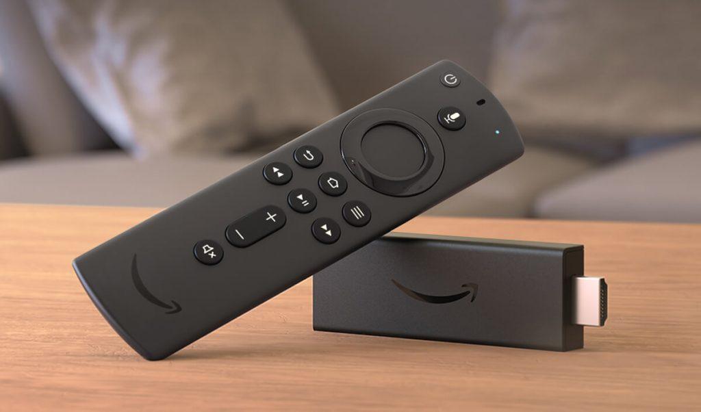 Fire TV Fernbedienung (Bild: Amazon)