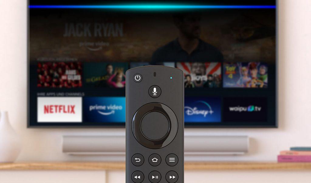 Sprachsuche mit Alexa auf Fire TV (Bild: Amazon)