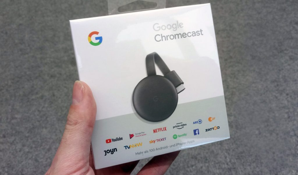 Google Chromecast (Bild: artofsmart.de)