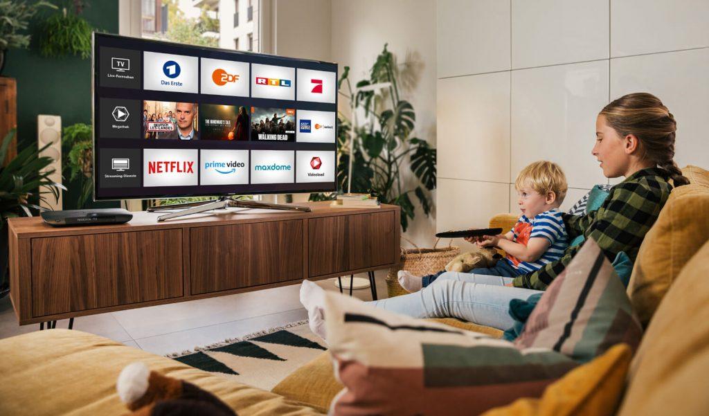 Magenta TV schauen (Bild: Telekom)