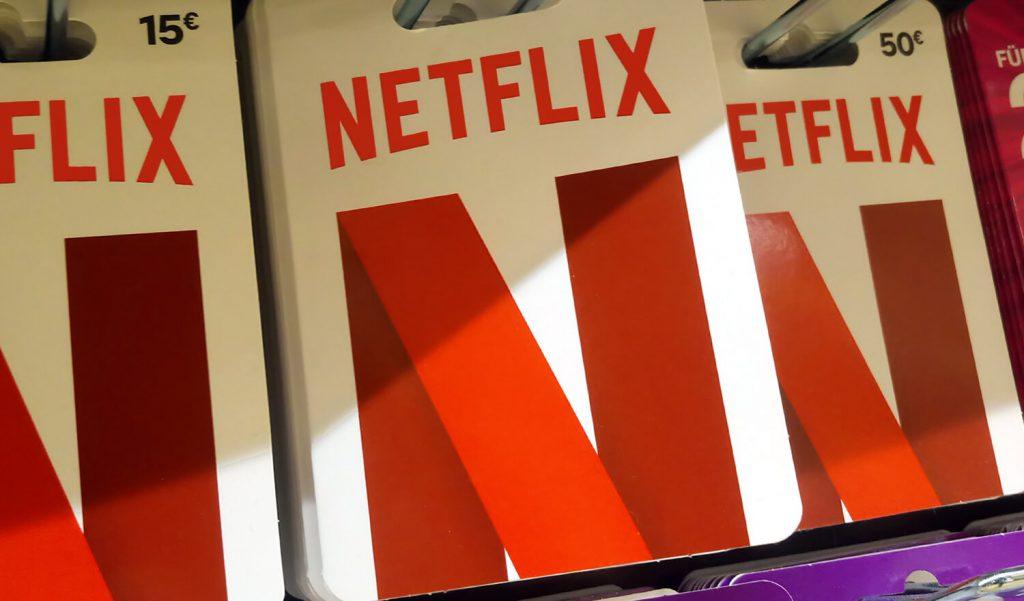 Netflix Guthabenkarte (Bild: artofsmart.de)