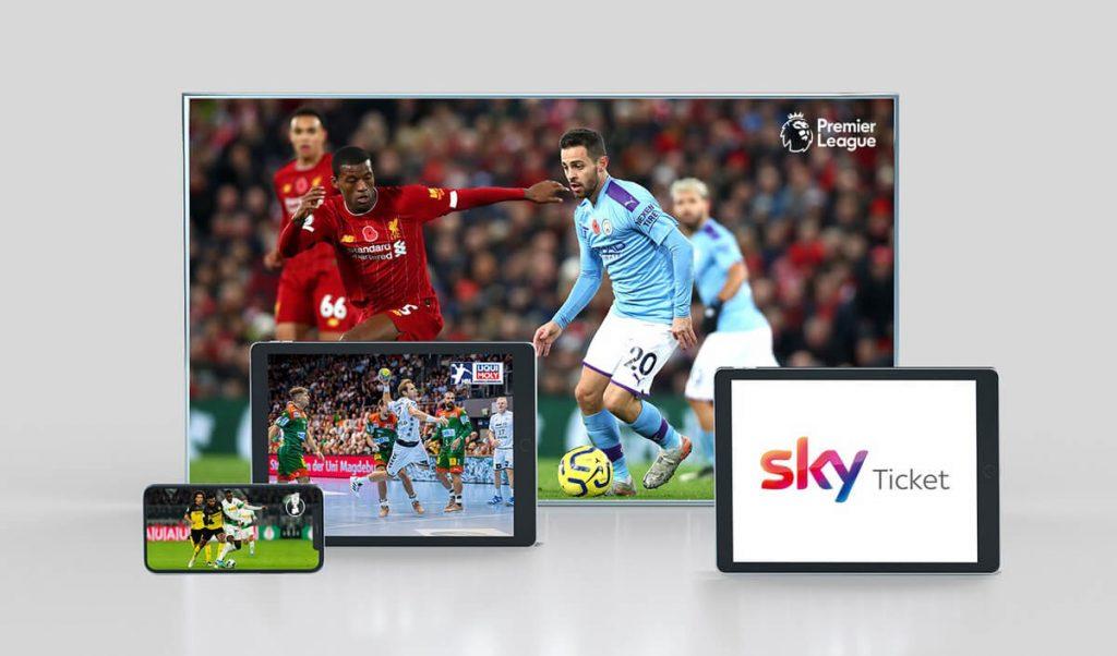 Sky Ticket Sport (Bild: Sky)