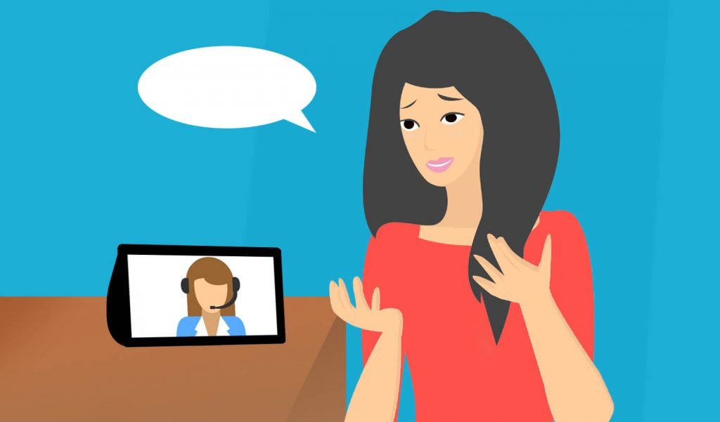 Skype-Anrufe mit Alexa