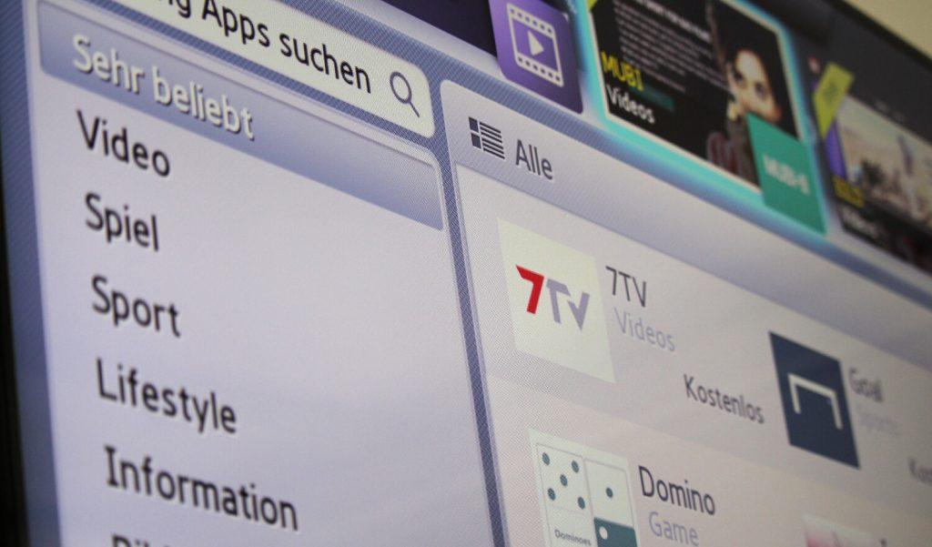 Smart TV Apps (Bild: artofsmart.de)