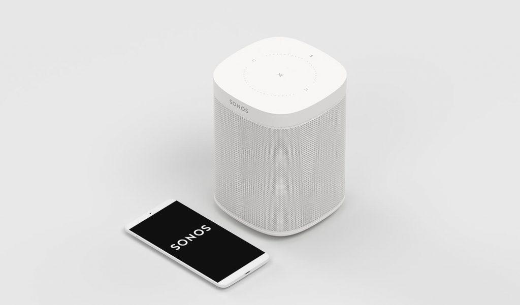 Sonos One Smart Speaker (Bild: Sonos)