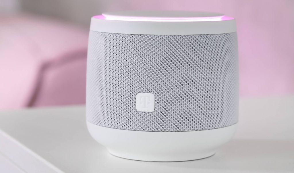 Telekom Smart Speaker Hallo Magenta (Bild: Telekom)