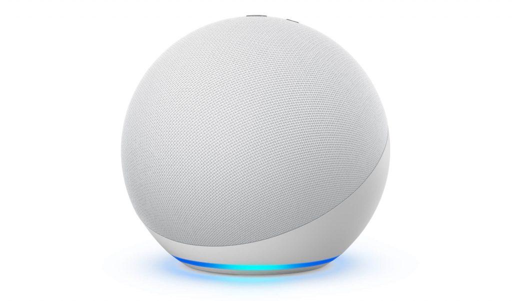 Amazon Echo 4. Generation weiß (Bild: Amazon)