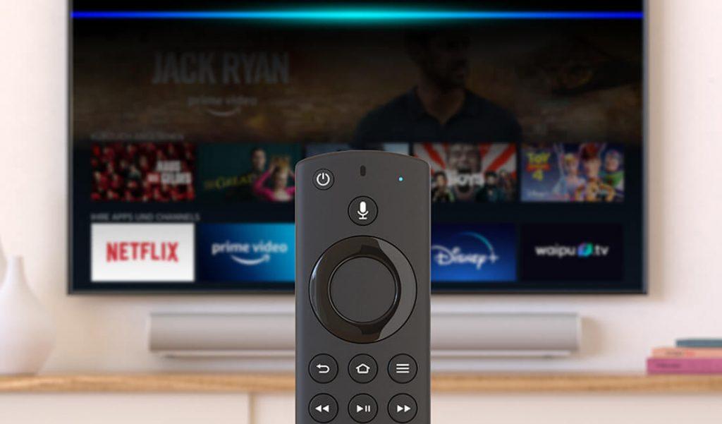 Fire TV Bildschirm (Bild: Amazon)