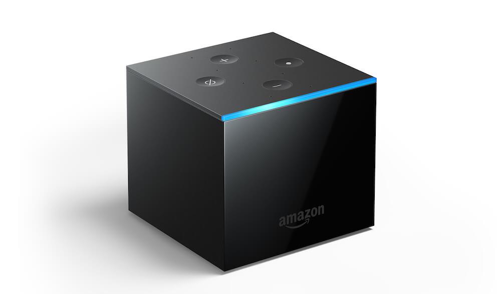 Fire TV Cube (Bild: Amazon)
