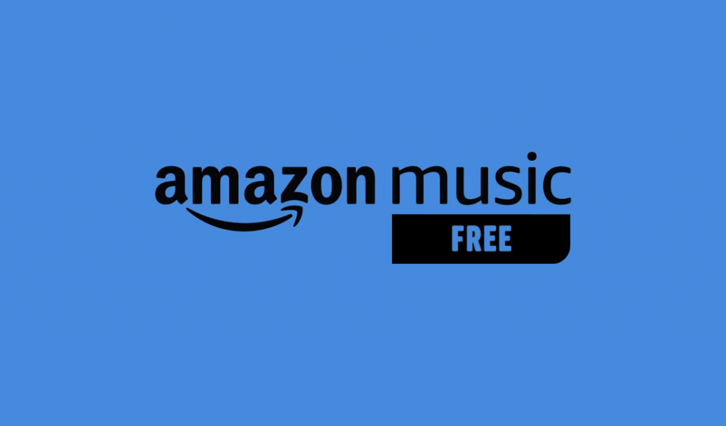 Amazon Music Free Logo