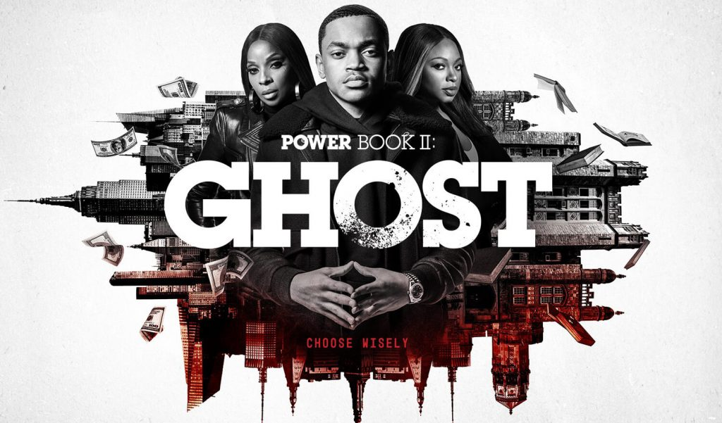 Serie Power Book II - Ghost