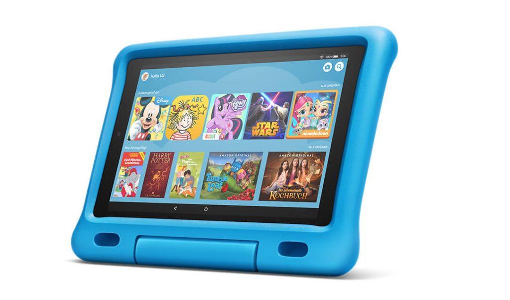 Amazon Fire Kids Edition Tablet (Bild: Amazon)