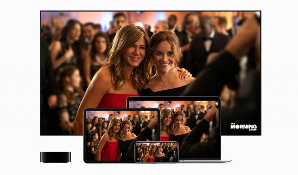 Apple TV+ Geräte (Bild: Apple)