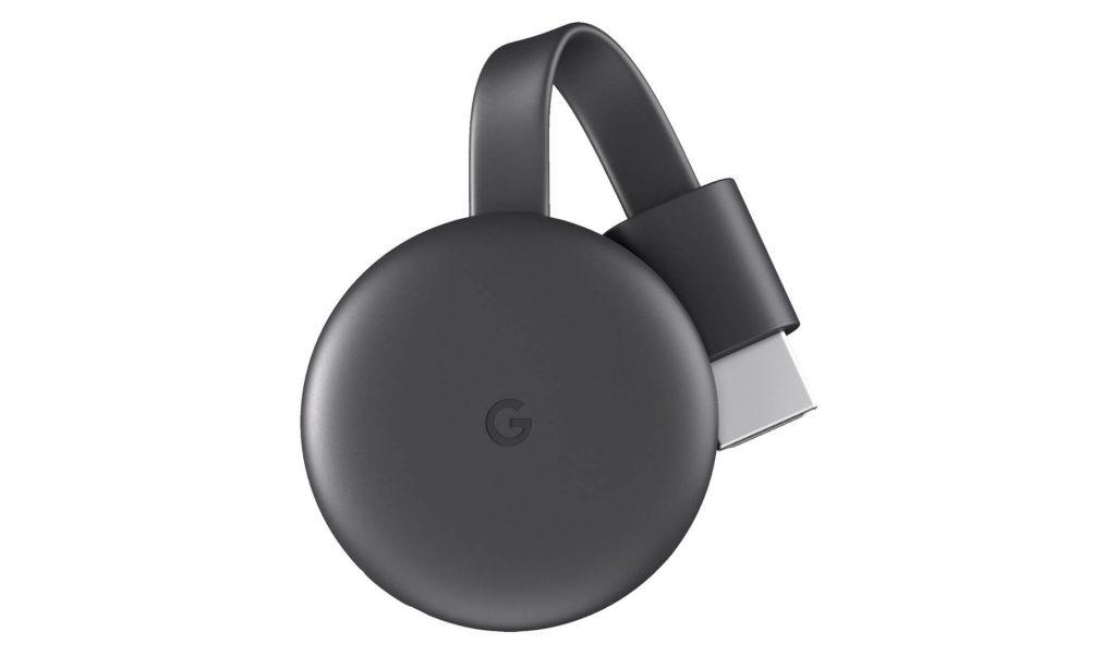 Chromecast 3 (Bild: Google)