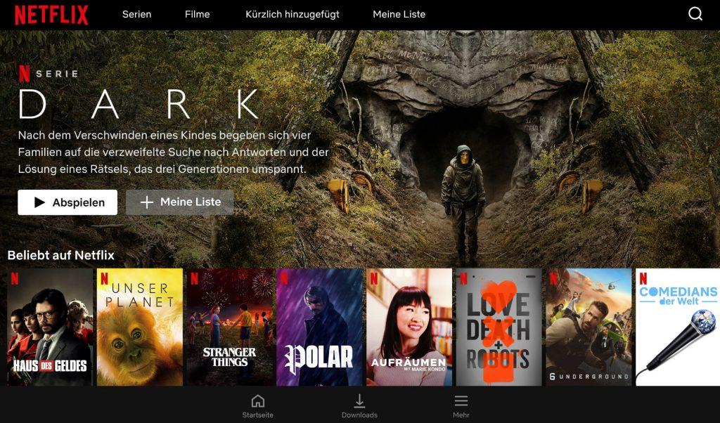 Serie DARK auf Netflix (Bild: Netflix)