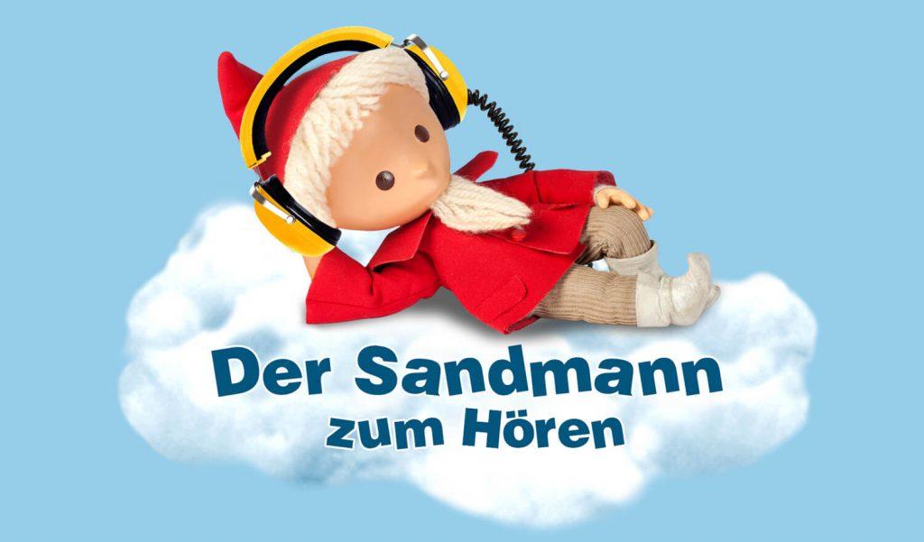 Der Sandmann zum Hören (Bild: rbb/rbb media)