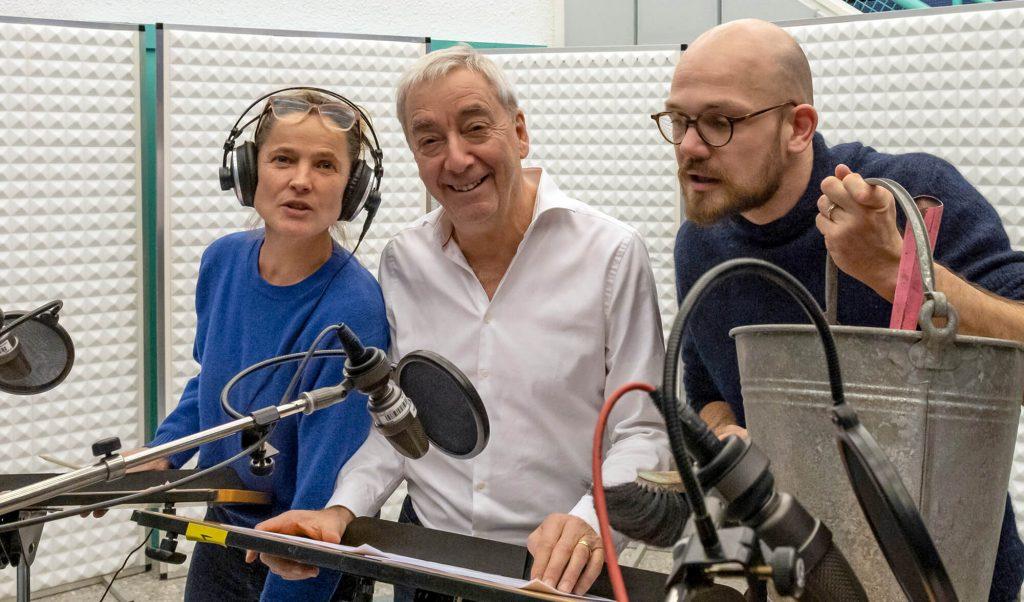 ARD Radio Tatort (Bild: SWR/Patricia Neligan)
