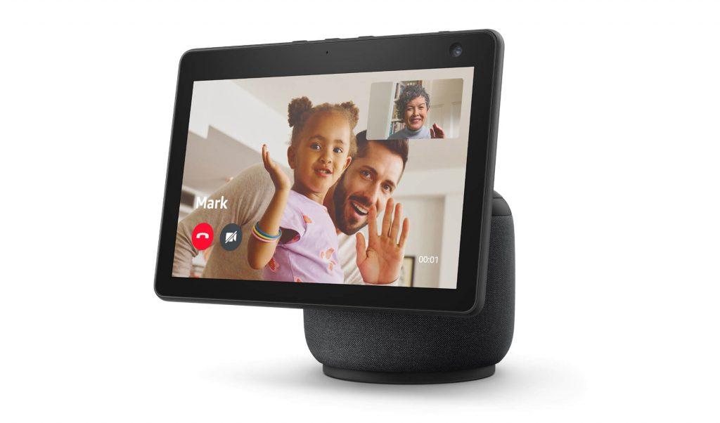 Echo Show 10 mit drehbarem Display (Bild: Amazon)