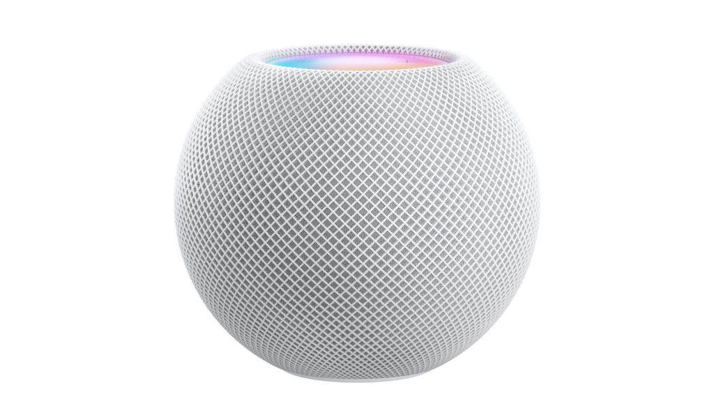 HomePod mini in Weiß (Bild: Apple)