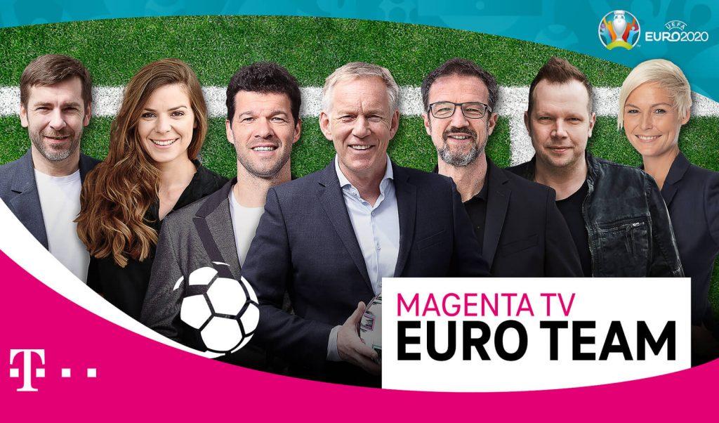 EM 2020 (2021) auf MagentaTV (Bild: Telekom)