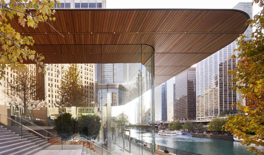 Apple Michigan Avenue (Bild: Apple)