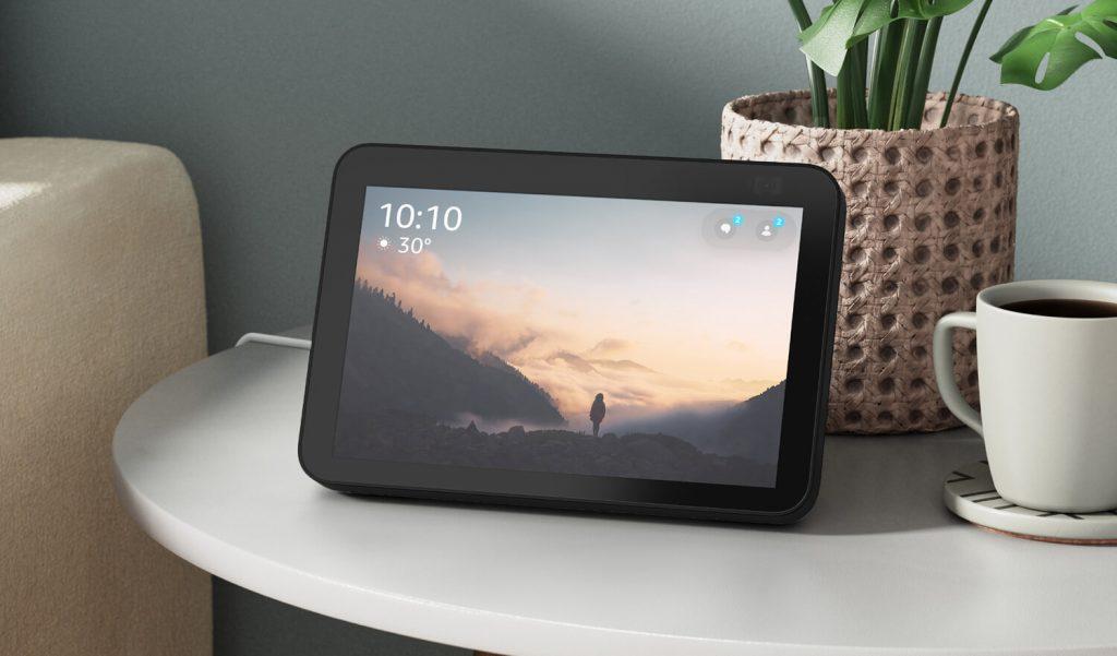 Echo Show 8: Smart Display für Musik, Video, Kommunikation (Bild: Amazon)